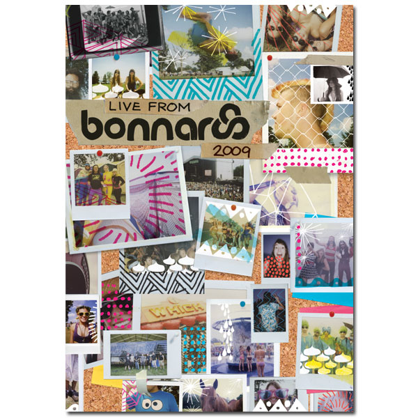 """Live From Bonnaroo 2009"" DVD Features The Decemberists, Andrew Bird, Jenny Lewis, and more."