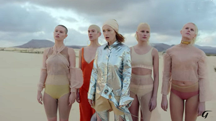 "Goldfrapp, the British duo of Alison Goldfrapp and Will Gregory, are releasing a new album, Silver Eye, on March 31 via Mute. Previously the band shared the album's first single, ""Anymore."" Now the song has a video."