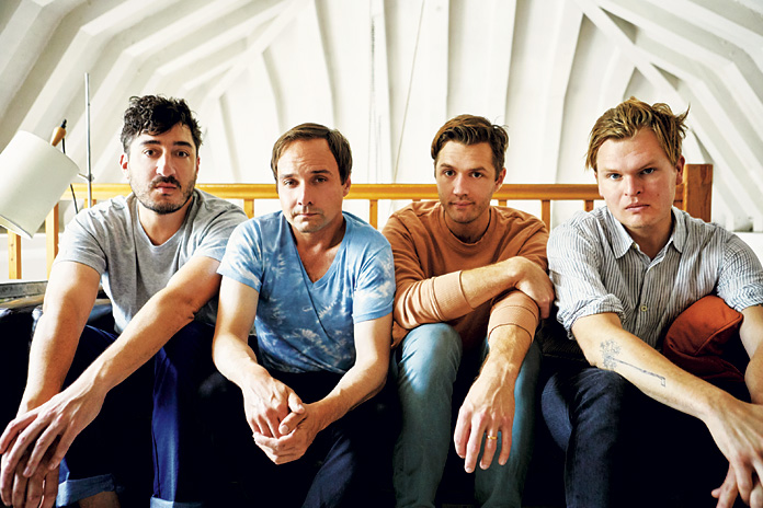 "Grizzly Bear Cover Diane Cluck's ""Easy to Be Around"" for ..."