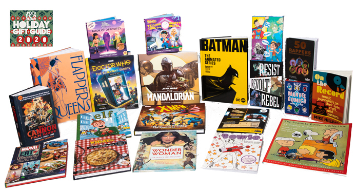 Under the Radar's 2020 Holiday Gift Guide Part 6: Books and Graphic Novels