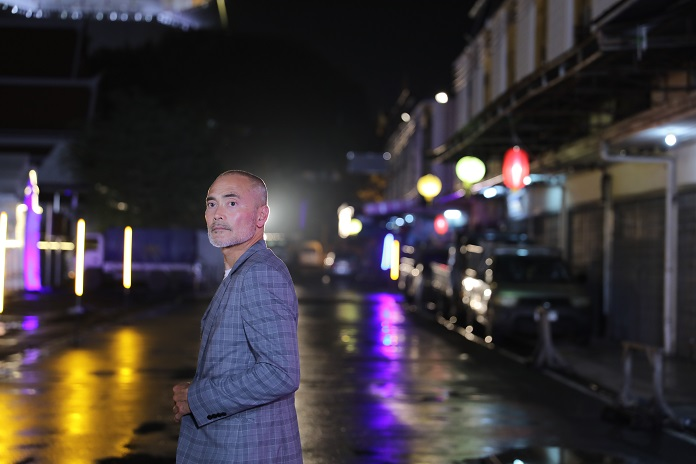 "Mark Dacascos on his latest film, ""One Night in Bangkok"""