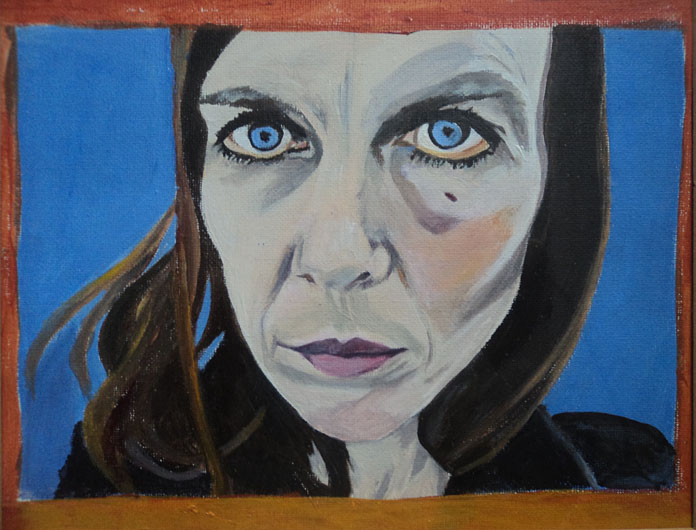 Self-Portrait: Juliana Hatfield