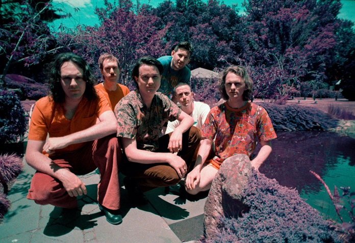 """King Gizzard & The Lizard Wizard's Stu Mackenzie on """"Butterfly 3000"""" and Their Incredible Fanbase"""