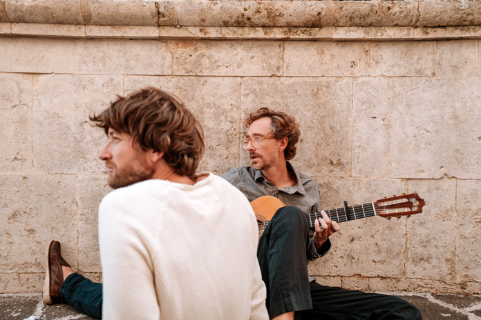 """Kings of Convenience on """"Peace or Love"""""""