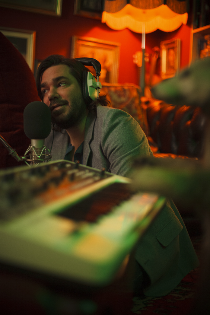 Matt Berry on Fame, Songwriting, ABBA, and His New Album