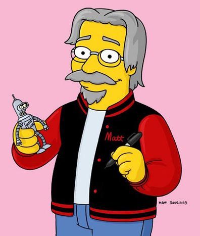 The Simpsons' Matt Groening Announced as Second ATP Curator