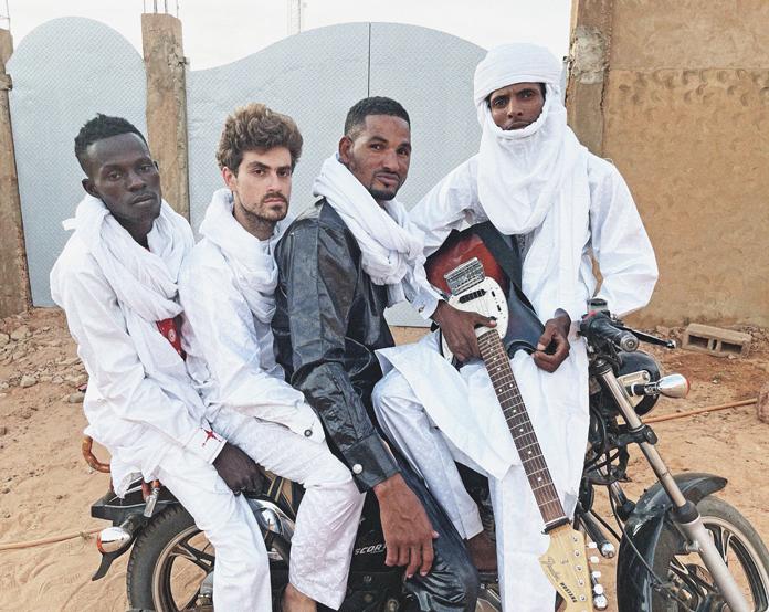 """Mdou Moctar on """"Afrique Victime"""""""