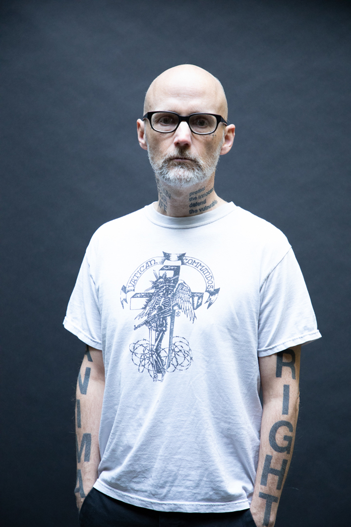 Moby on Seeking True Happiness After Years of Career Setbacks