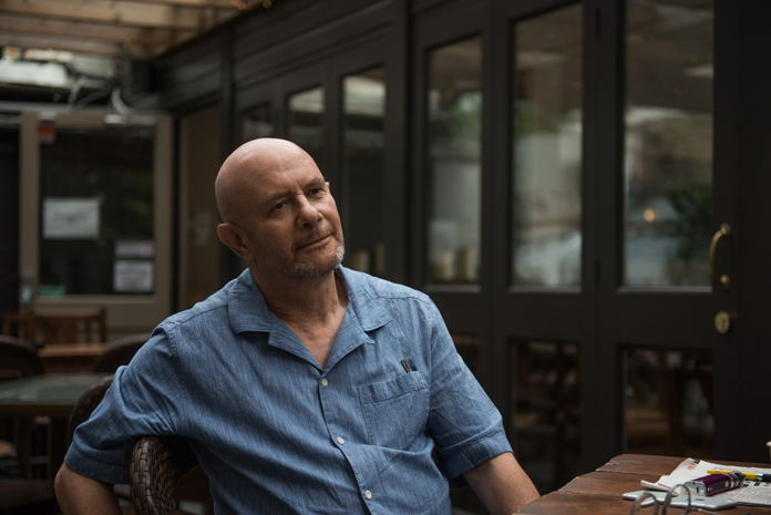 Nick Hornby on Setlists For Young Voices and Championing Youth Literacy