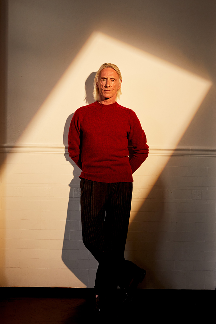 Paul Weller on Playing Live Aid, Britpop, and Releasing His New Album During the Pandemic