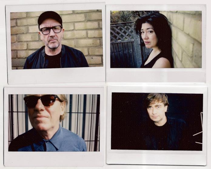 "Piroshka – Miki Berenyi and KJ 'Moose' McKillop on ""Love Drips and Gathers"""
