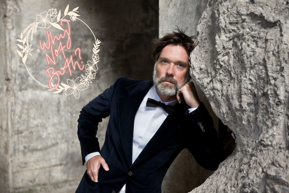 """Under the Radar Presents: """"Why Not Both Podcast"""" Featuring Rufus Wainwright"""