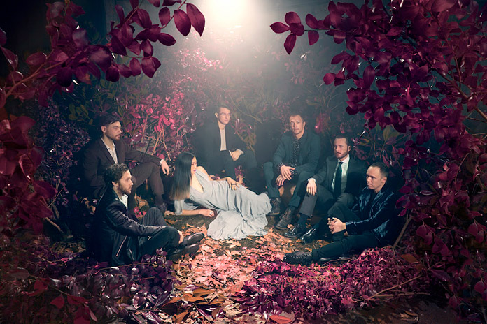 San Fermin are releasing a new album, Belong, on April 7 via Downtown/Interscope.