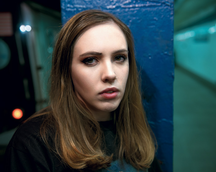 """Soccer Mommy on """"Clean"""""""