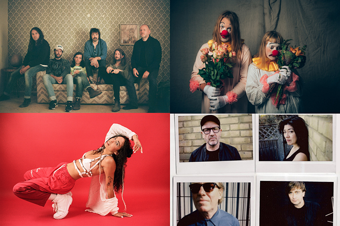 12 Best Songs of the Week: The War on Drugs, Penelope Isles, Indigo De Souza, Piroshka, and More