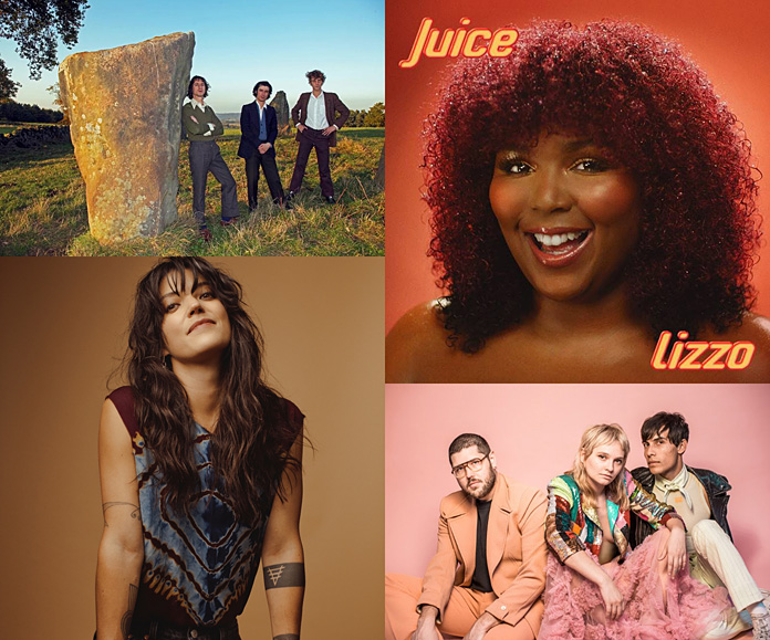 10 Best Songs Of The Week Fat White Family Lizzo Sharon