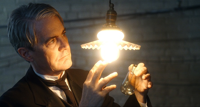 "Kyle MacLachlan on the new film, ""Tesla"""