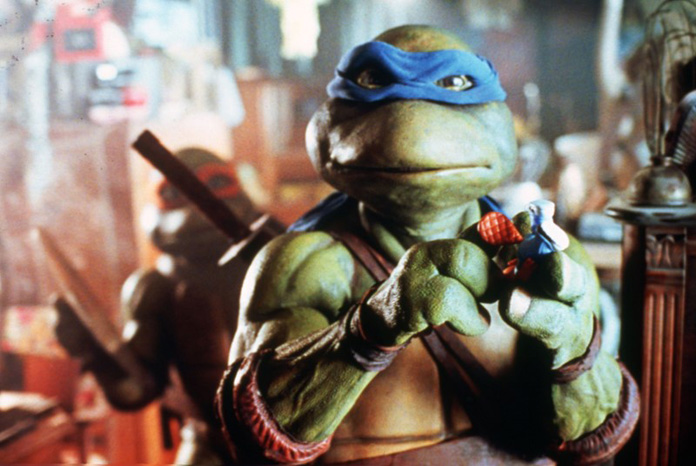 "Kim Dawson and Bobby Herbeck on the Original ""Teenage Mutant Ninja Turtles"" Movie 30 Years Later"