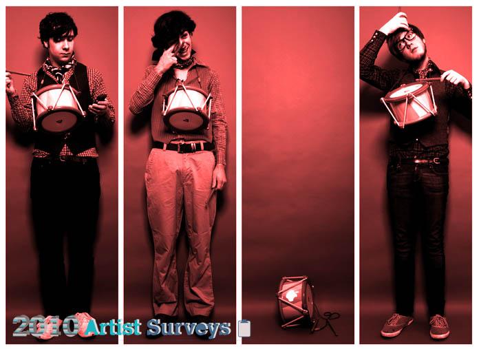 2010 Artist Survey: Kev Baird of Two Door Cinema Club