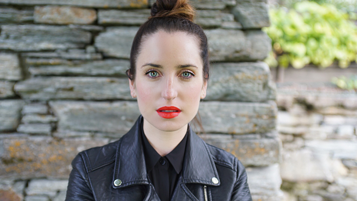 "My Favorite Album: Zoe Lister-Jones on Pavement's ""Crooked Rain, Crooked Rain"""
