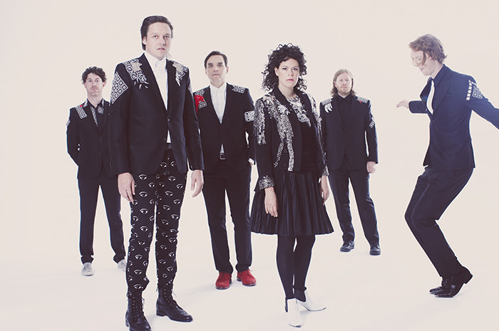 "Last month Arcade Fire released a brand new song, ""I Give You Power,"" that featured the guest vocals of soul legend and civil rights activist Mavis Staples."