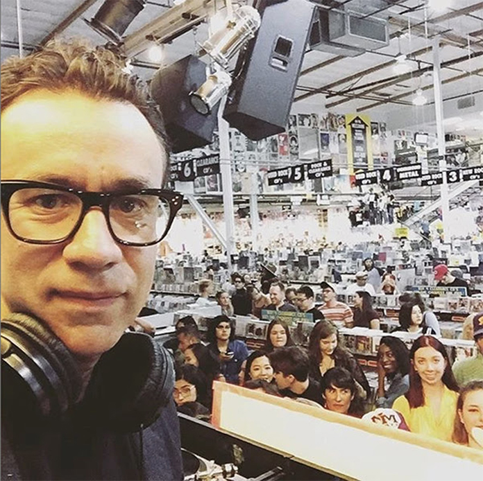 Fred Armisen on Record Store Day, His New EP, and Punk Rock