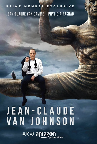 "Jean-Claude Van Damme and the Creators of ""Jean-Claude Van Johnson"""