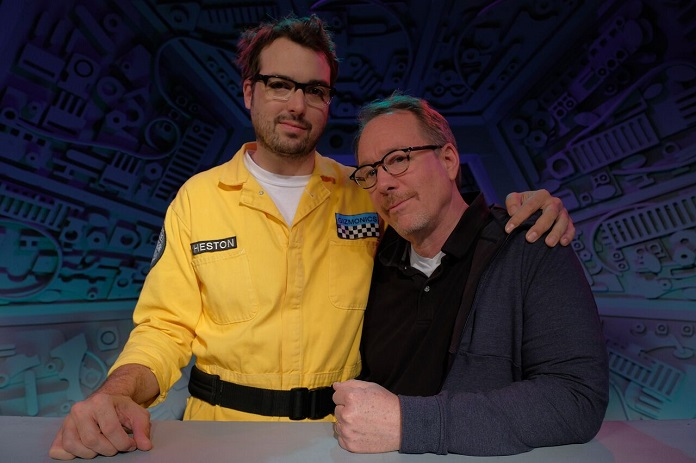 Joel Hodgson on the New Season and 30th Anniversary of Mystery Science Theater 3000