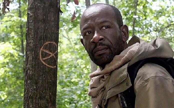 "Lennie James on Playing Morgan Jones on ""The Walking Dead"""