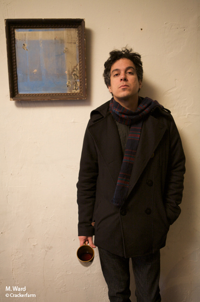 M. Ward Has Time for More Touring