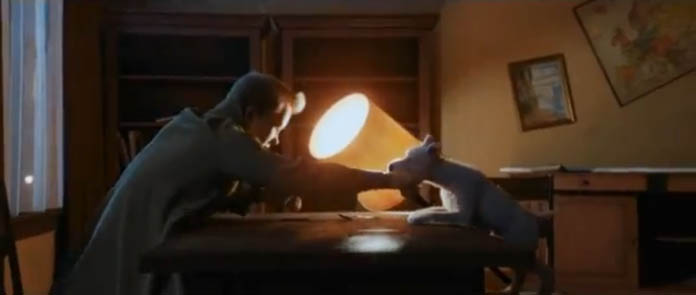 Watch: New Tintin Trailer