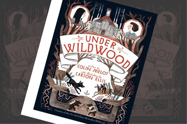 Get a Preview of the Second Young Adult Novel By Colin Meloy